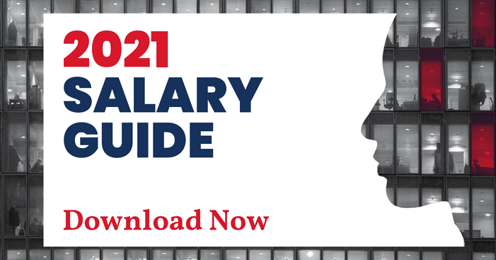 2021 salary guide download infinity consulting solutions