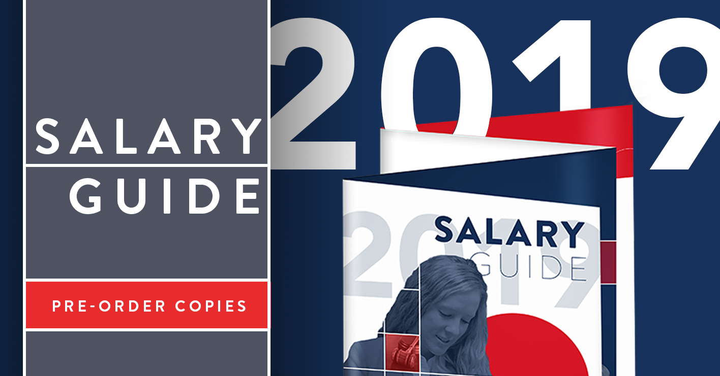 Salary Guide 2019